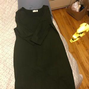 Dresses & Skirts - Olive dark green Dress